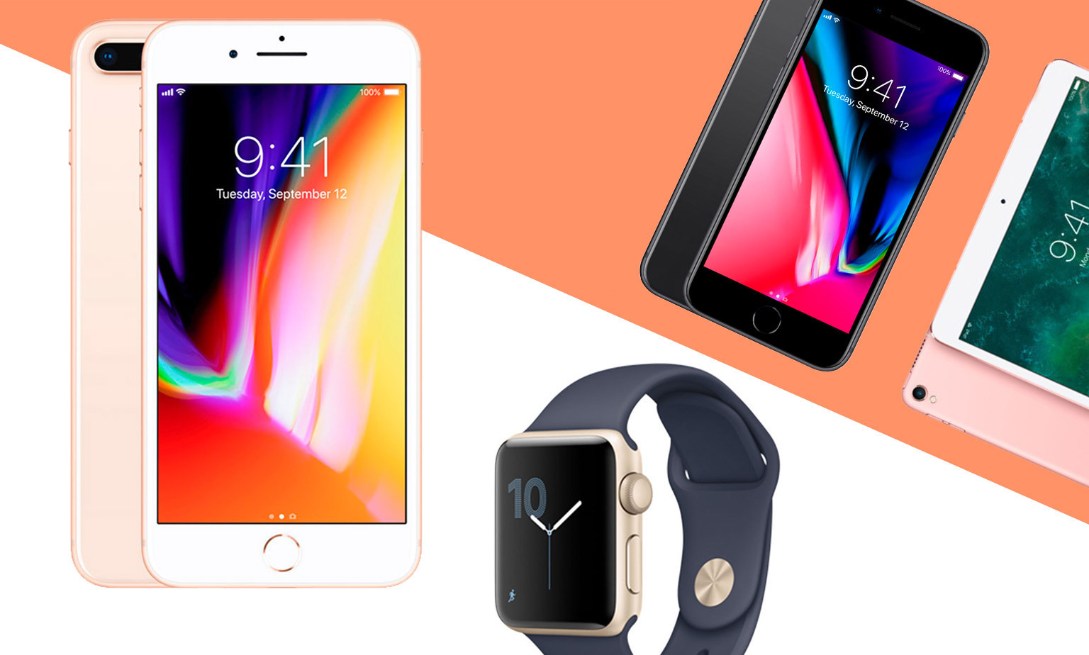 20% off iPhone 8 & 8+, and all Apple Products