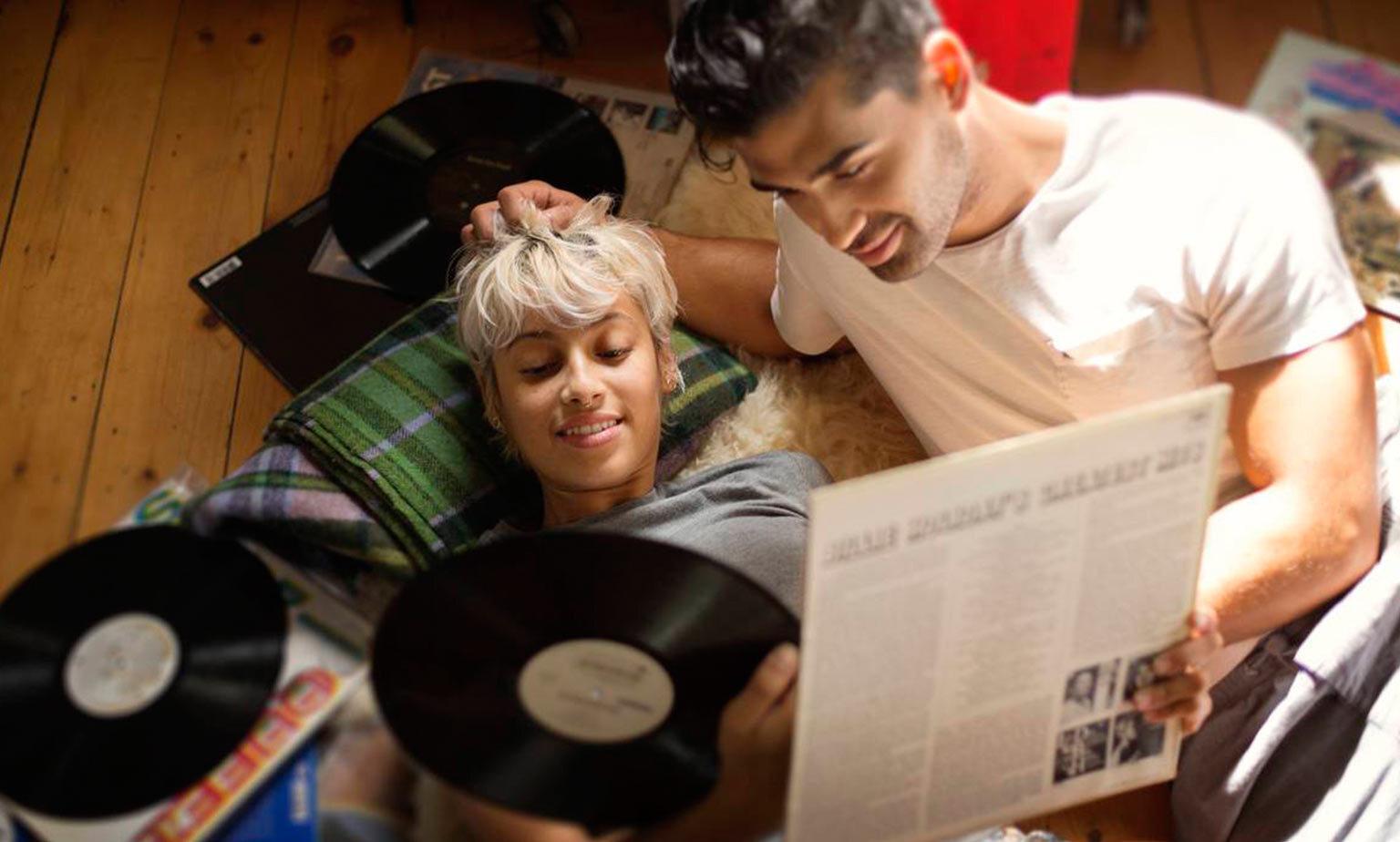 Vinyl Records Under $20