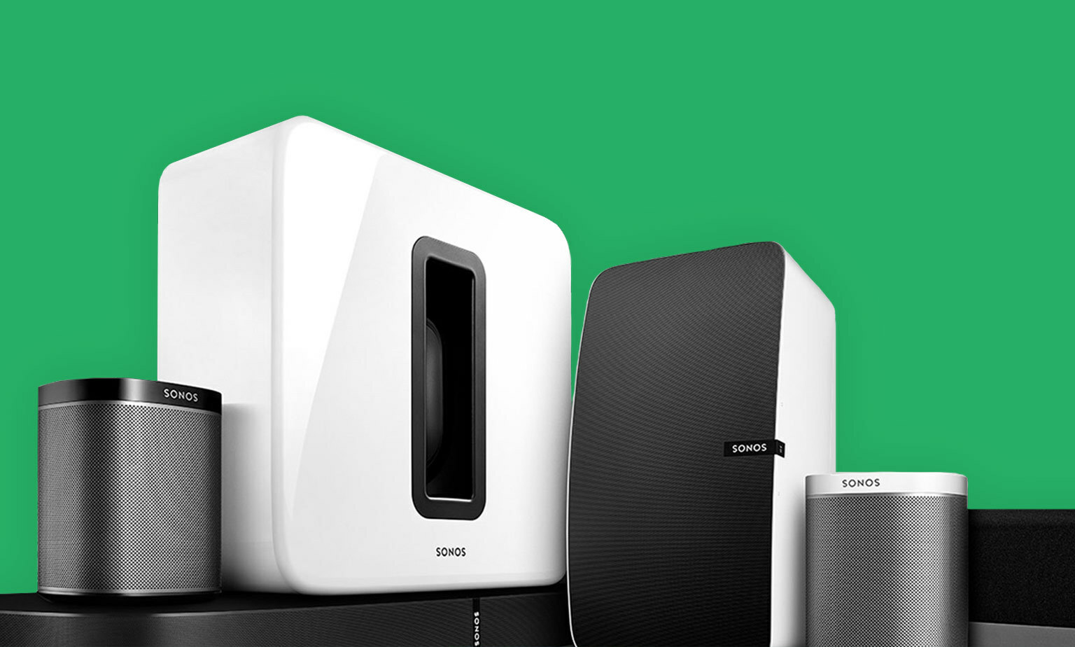 Sonos Home Audio Sound Systems