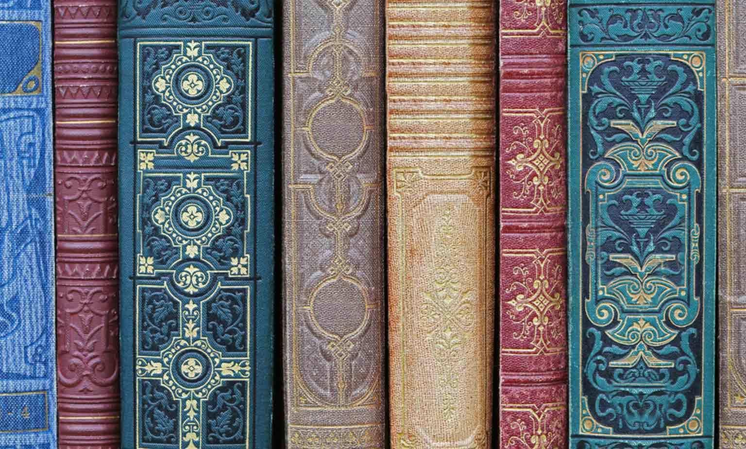 Vintage Book and Manuscript Finds