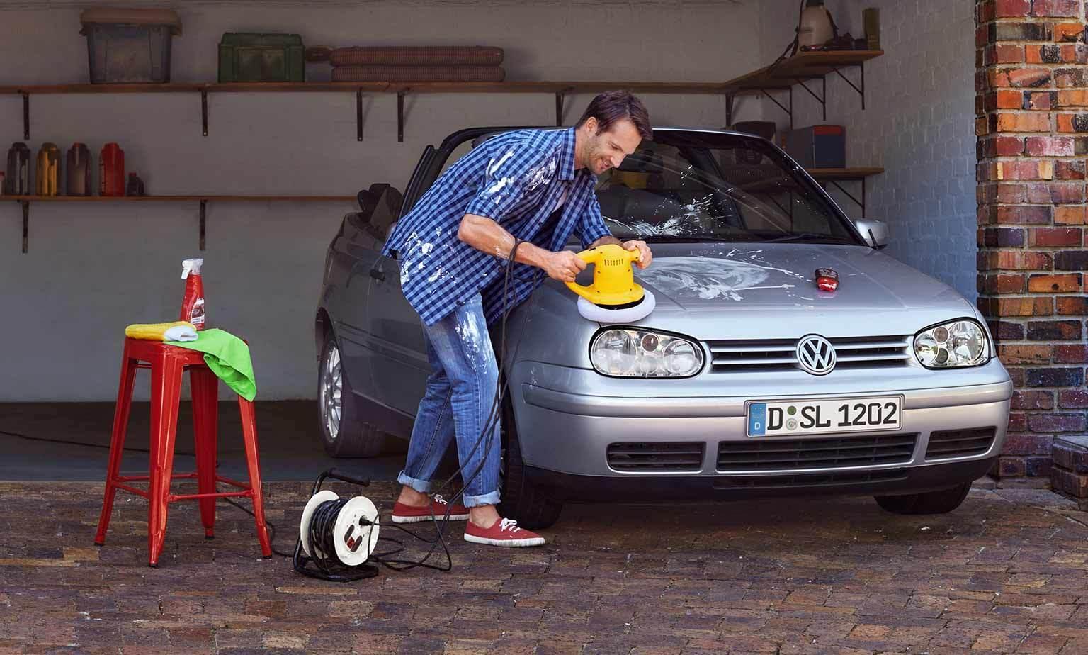 Bis zu 20% Rabatt für den Auto-Frühjahrsputz