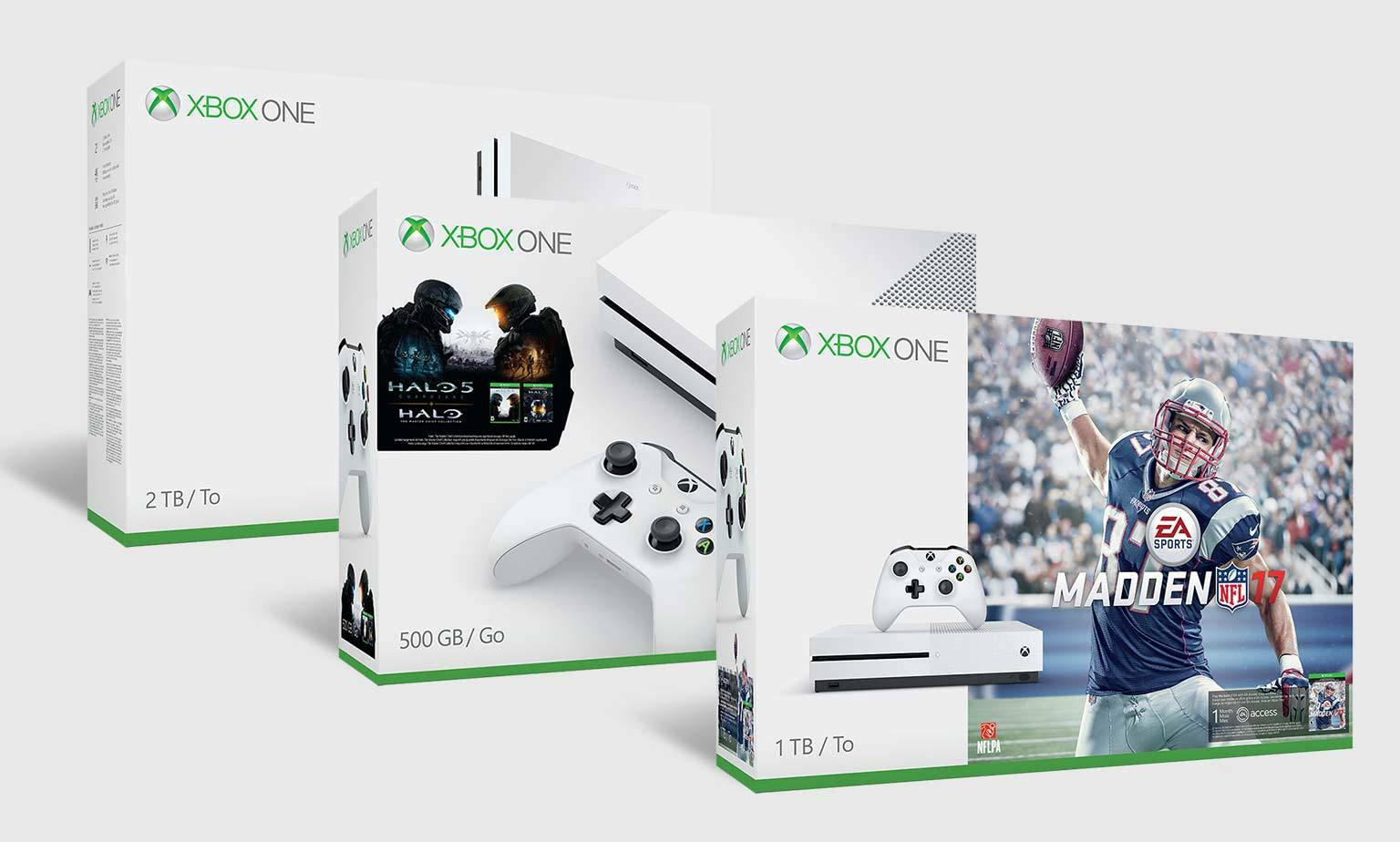 Xbox One S - Score the latest console from Microsoft