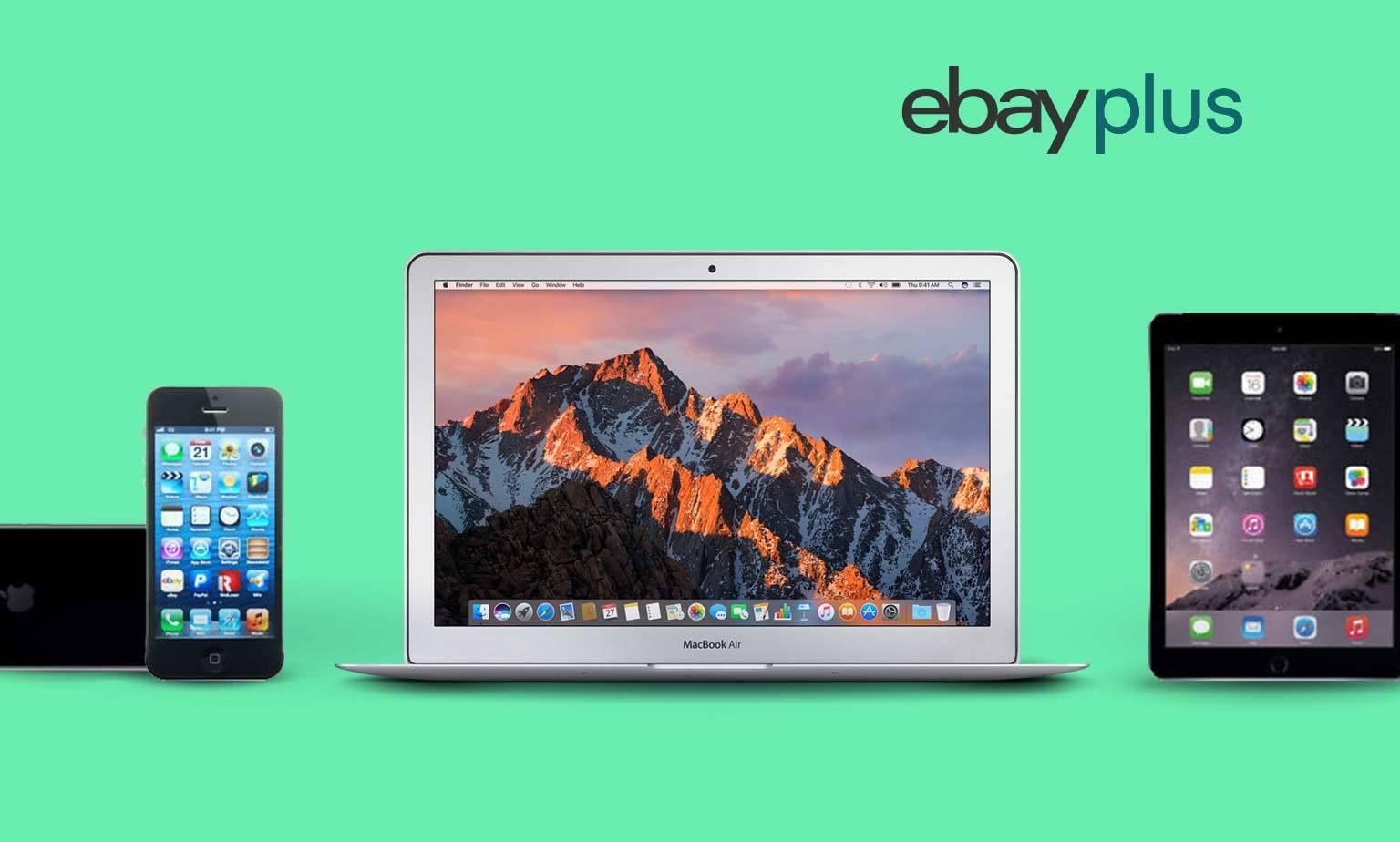 -15€ auf Apple für eBay Plus-Mitglieder