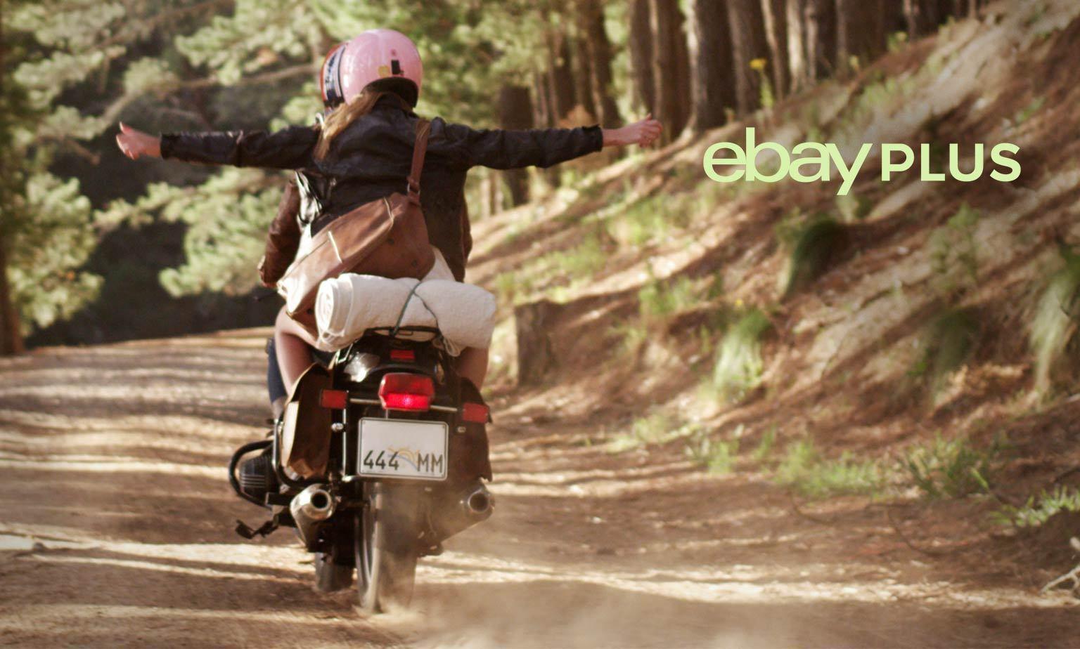 Draußen erleben mit eBay Plus