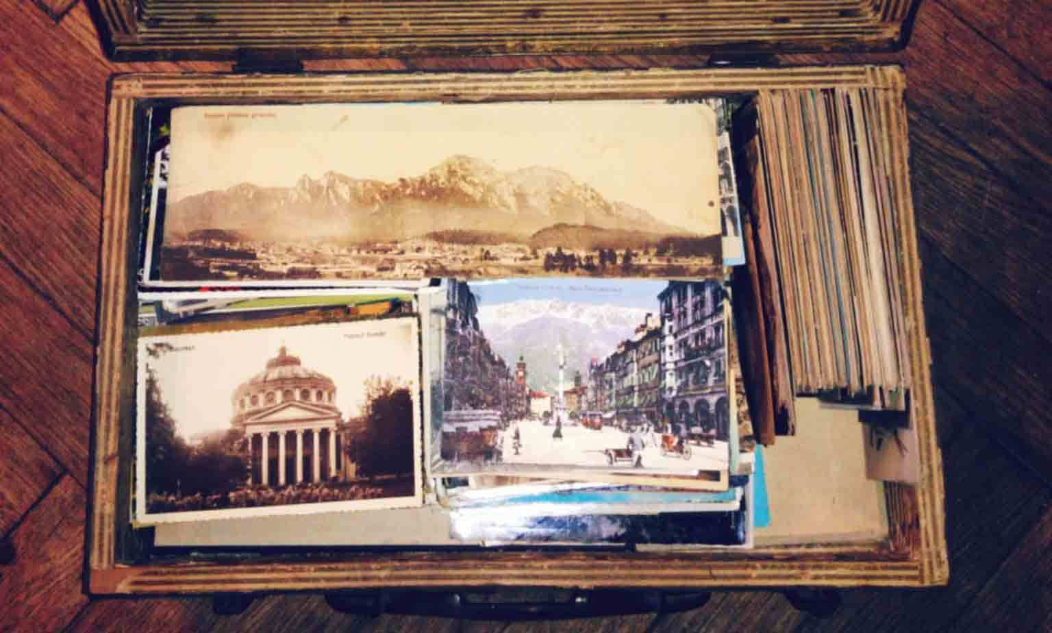 Pre-Owned Postcards