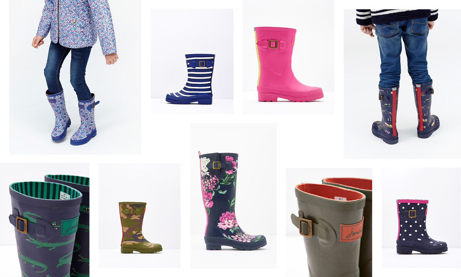 Joules Wellies Under £20