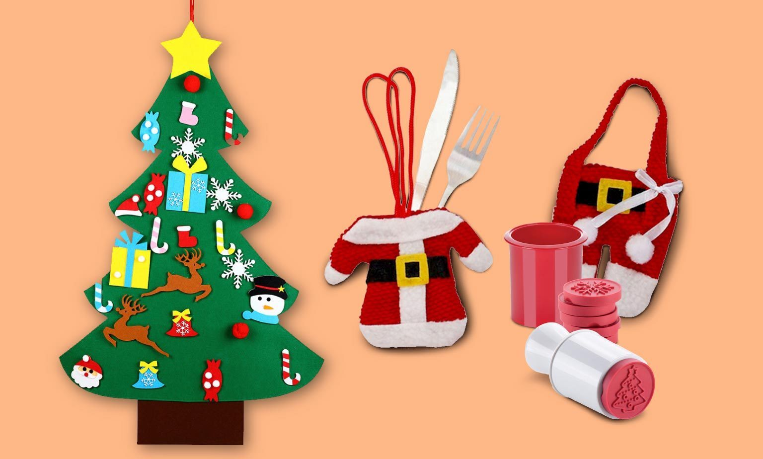 Tutto per una casa natalizia