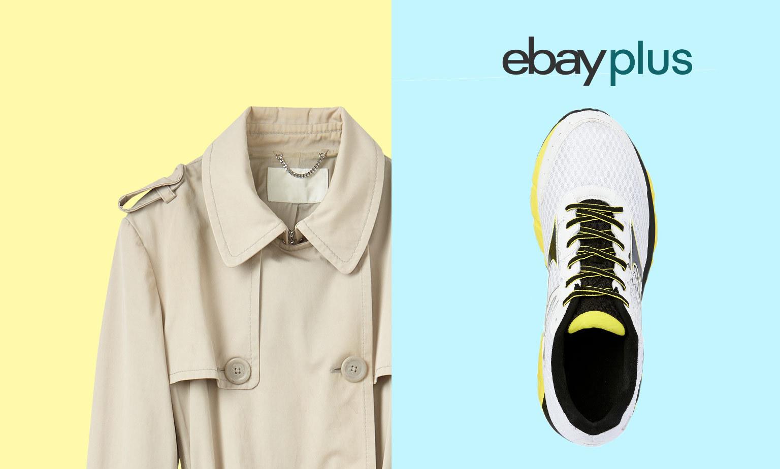 -15€ auf Mode für eBay Plus-Mitglieder