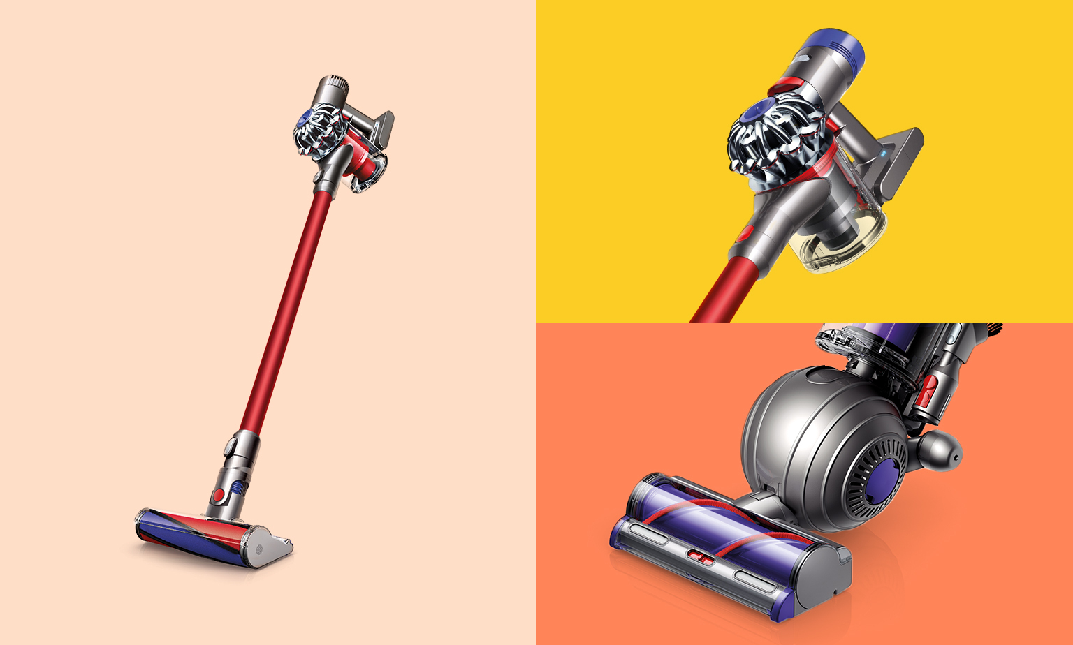 Manufacturer Refurbished Dyson Technology