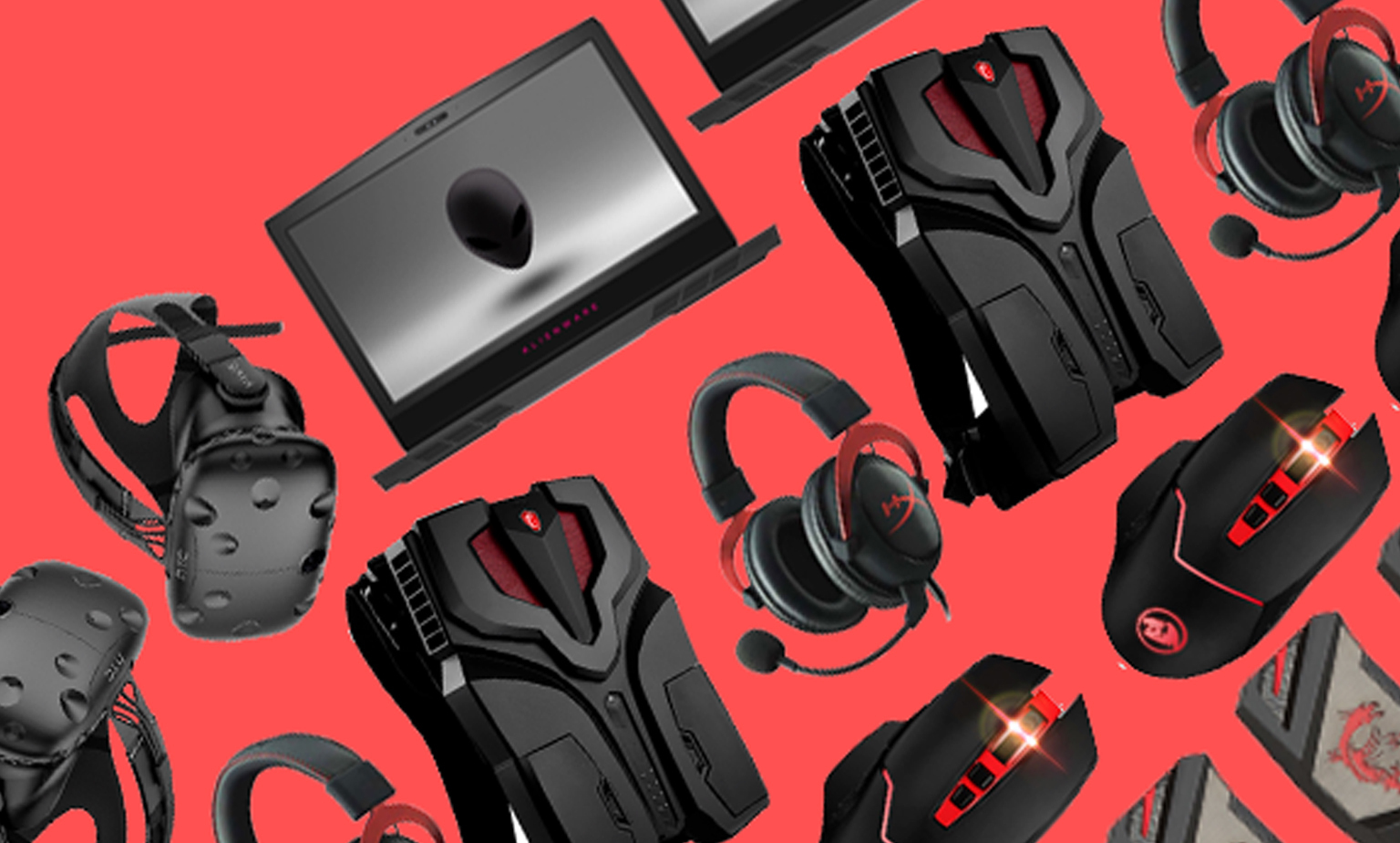 Epic Gaming Gadgets