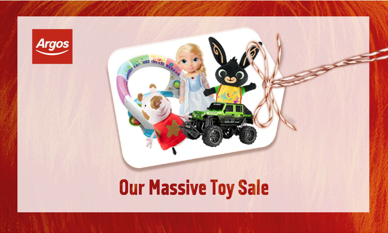 Our Massive Toy Sale
