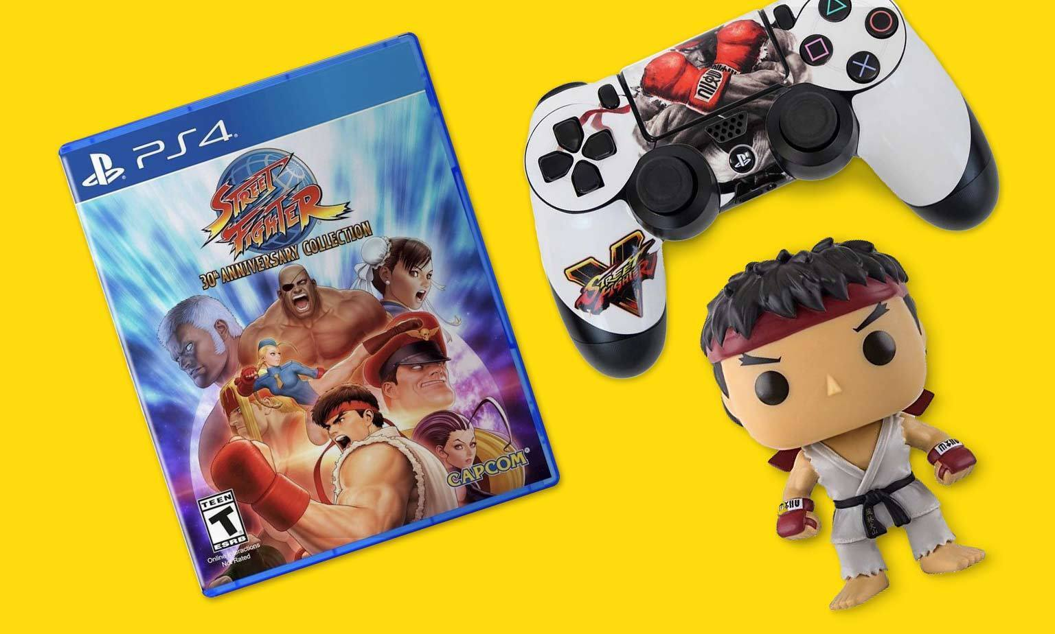 Street Fighter Collection is Here!