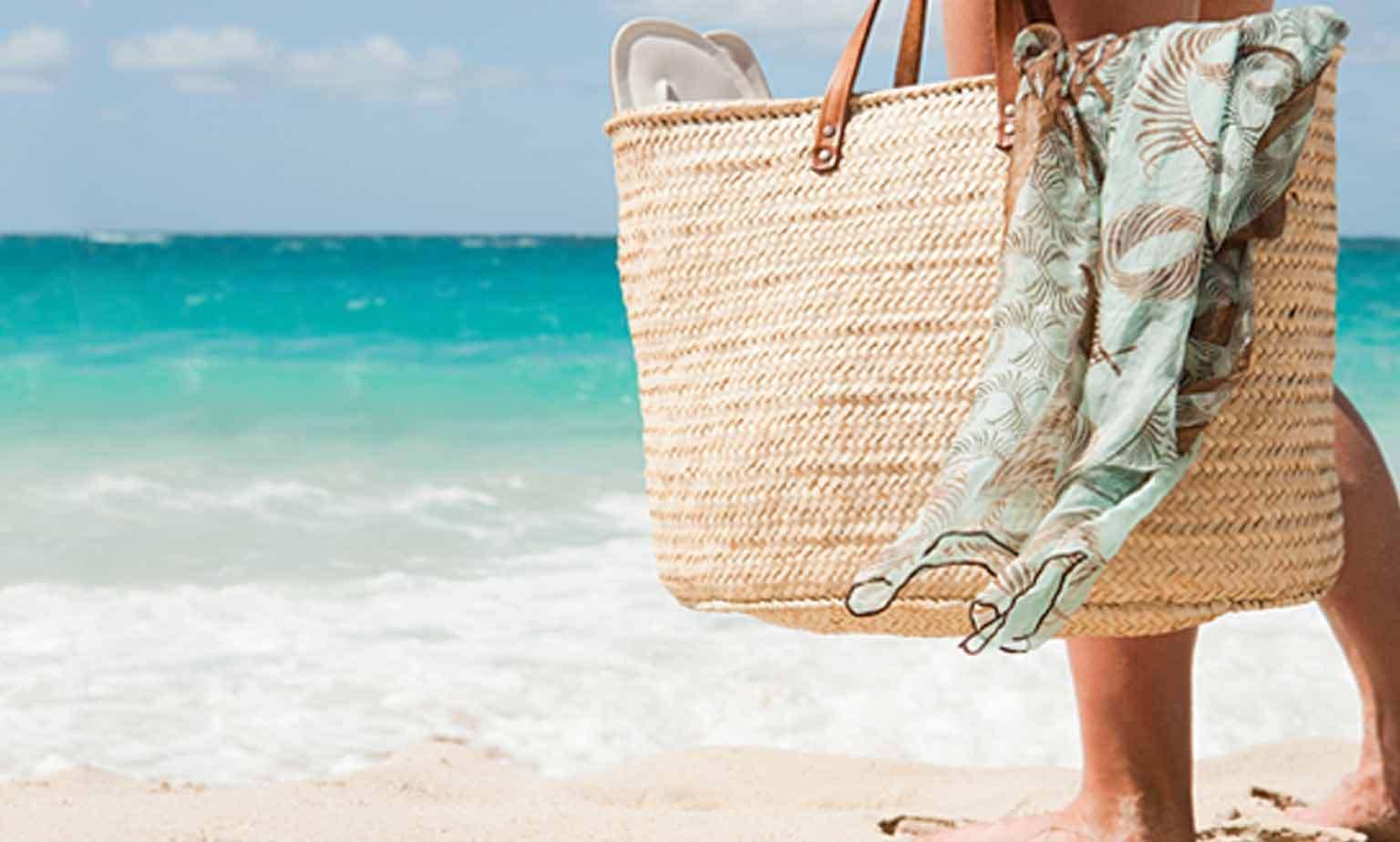 Accessories: Beach Bags