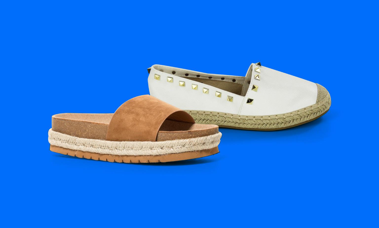 Super sconti sulle scarpe donna
