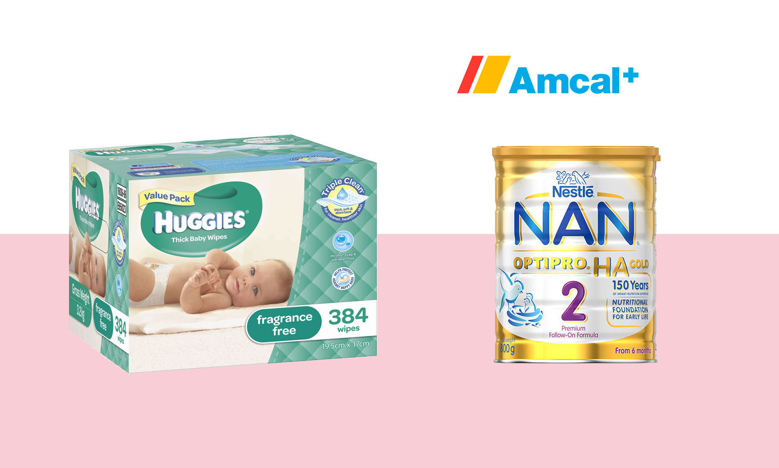 20% off* at Amcal