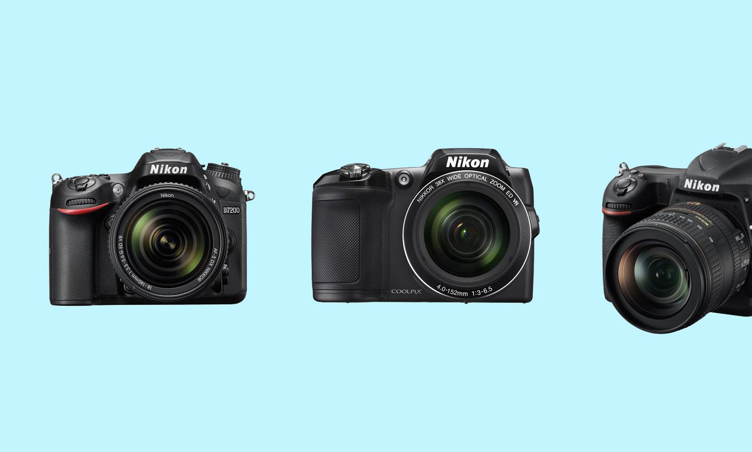 Take Cool Pix with Nikon
