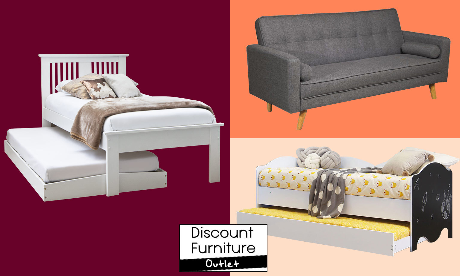 15% off Discount Furniture Outlet
