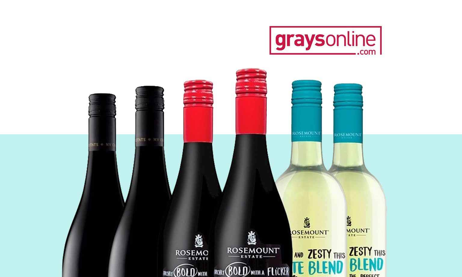 20% off at Graysonline*