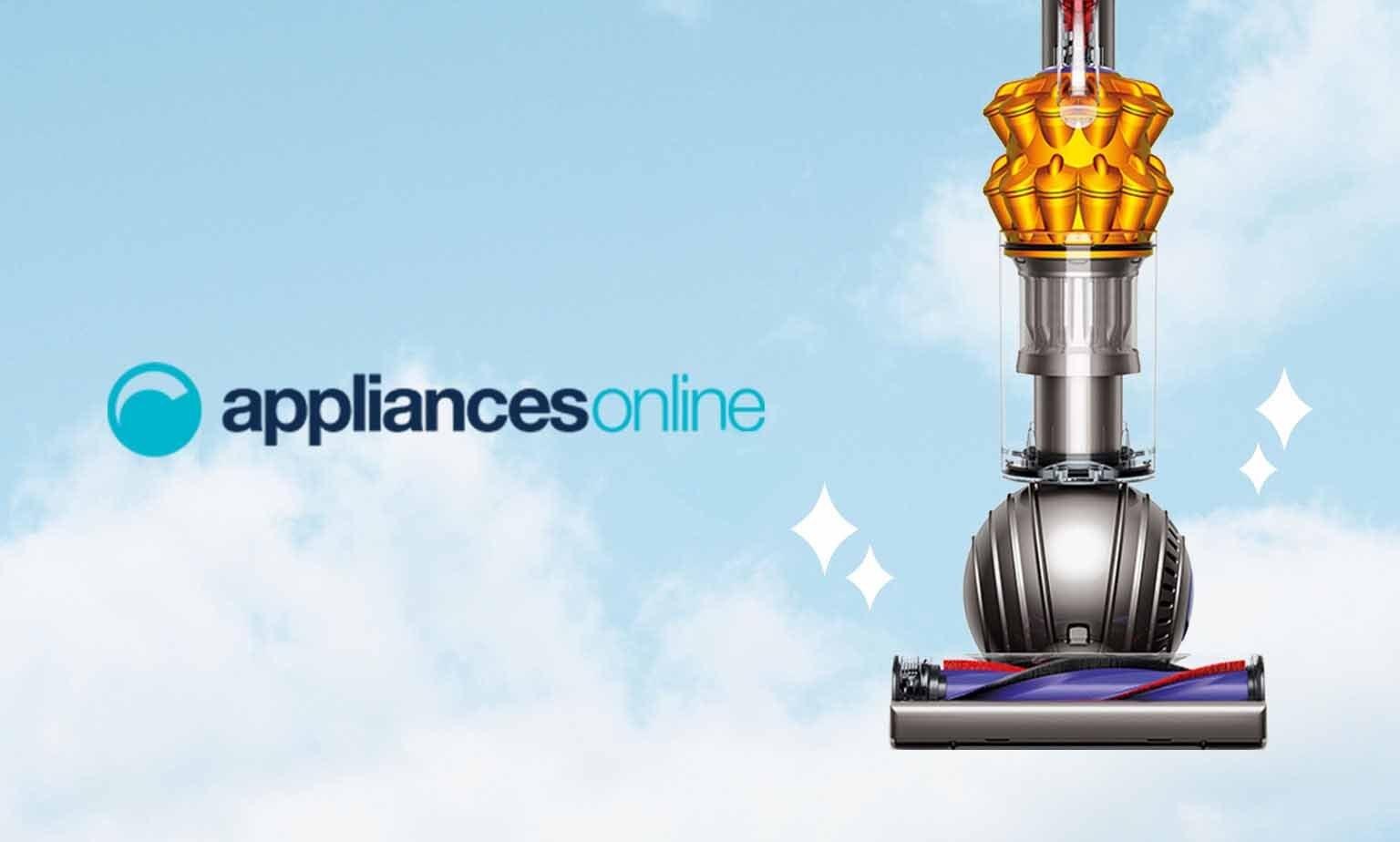 Click to shop AppliancesOnline