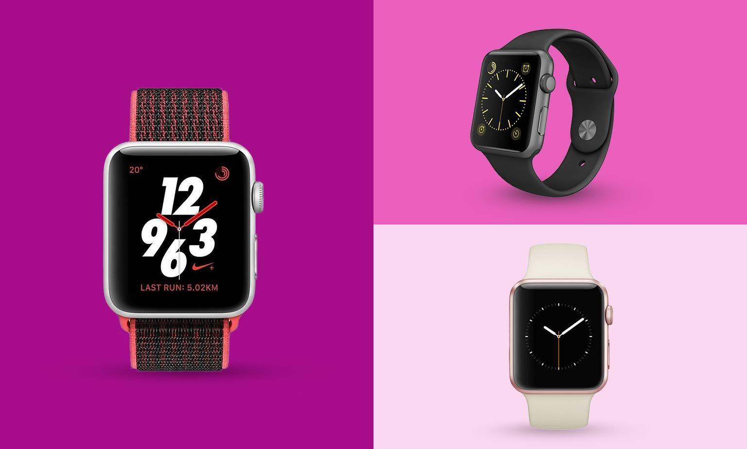 Upgrade your Apple Watch from £149.99