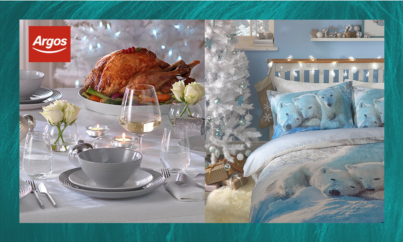 Christmas Home Event by Argos