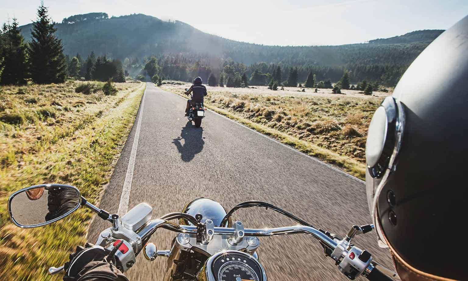 Startklar in die Motorradsaison