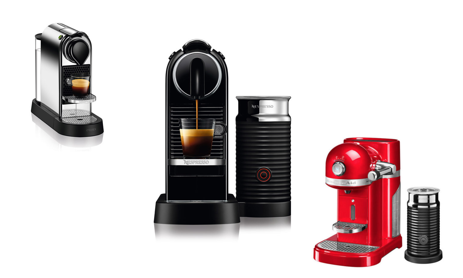 Nespresso - Kaffeegenuss bis -40%