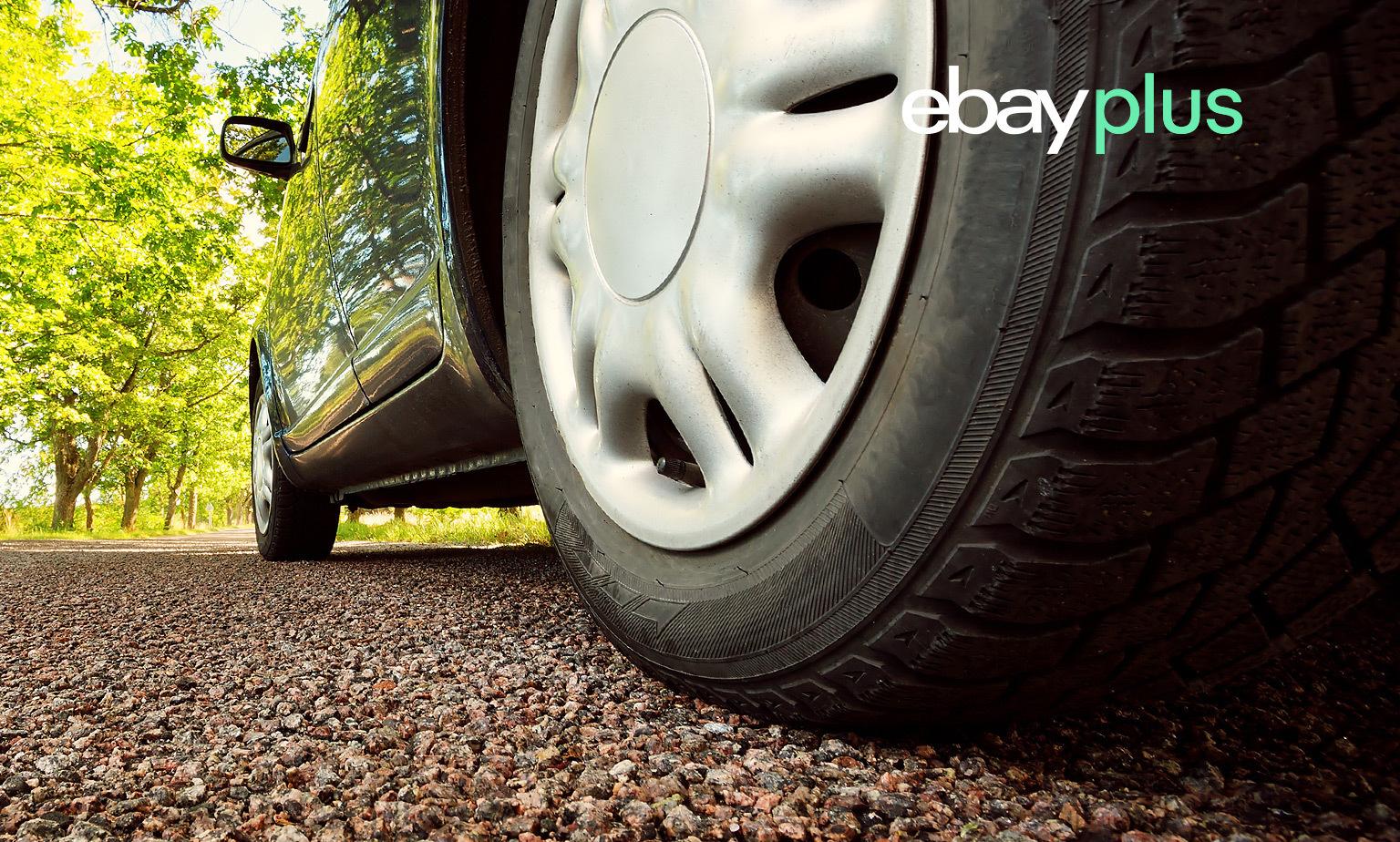 -15€ auf Autozubehör für eBay Plus-Mitglieder