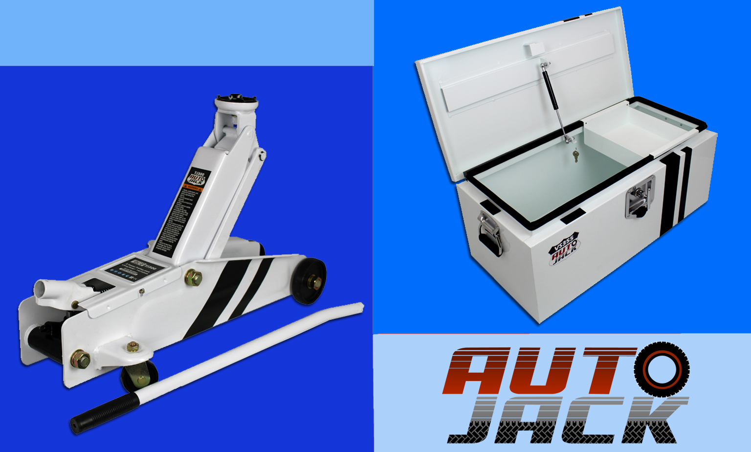 25% off Autojack Tools
