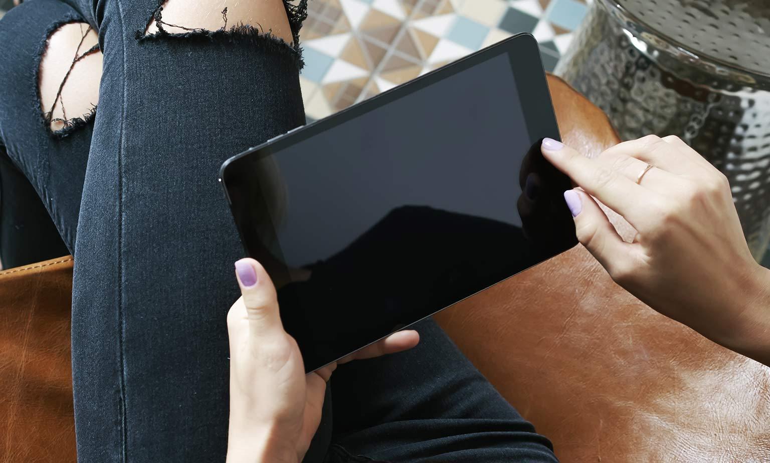 iPad gebraucht