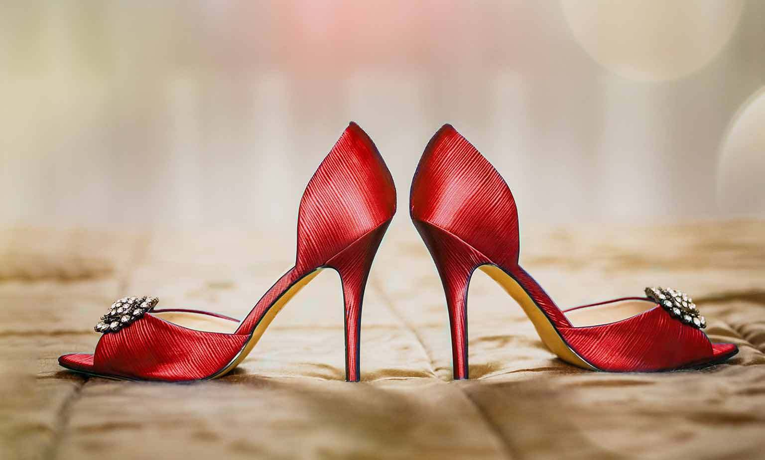 Women's pre-owned designer shoes