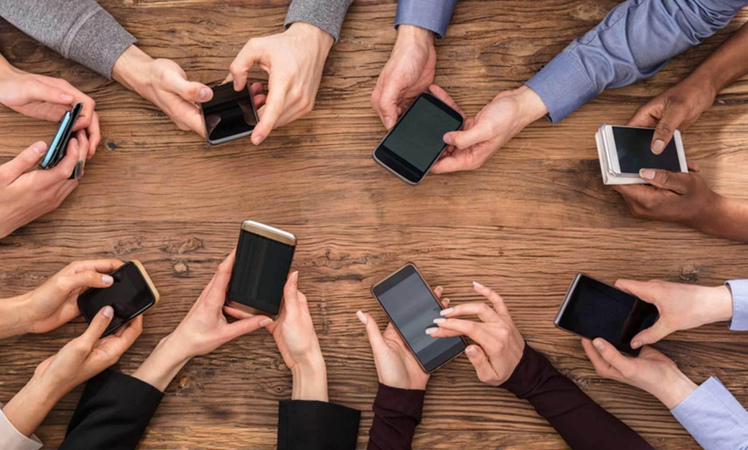 Smartphones gebraucht