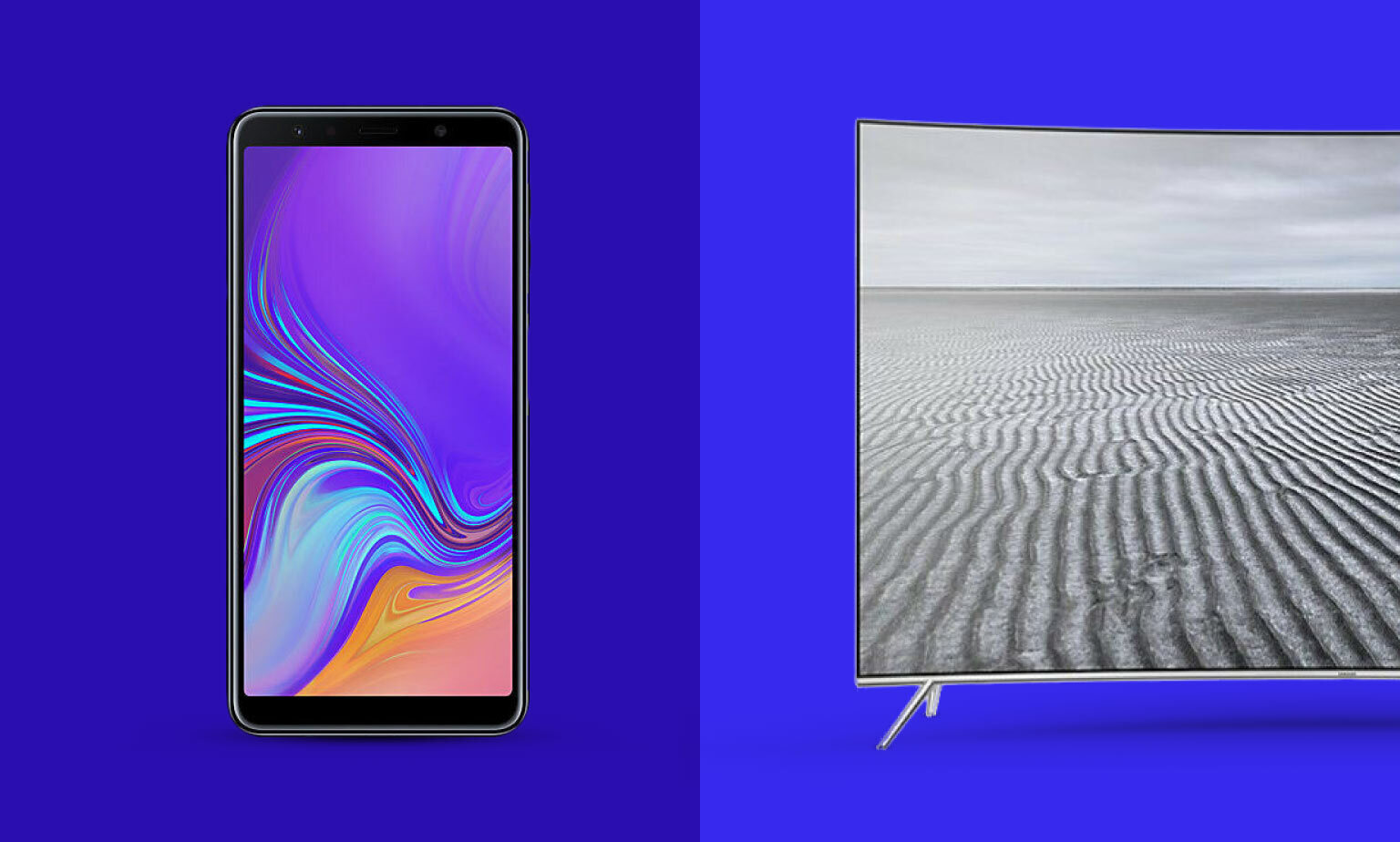Samsung fino a -50%
