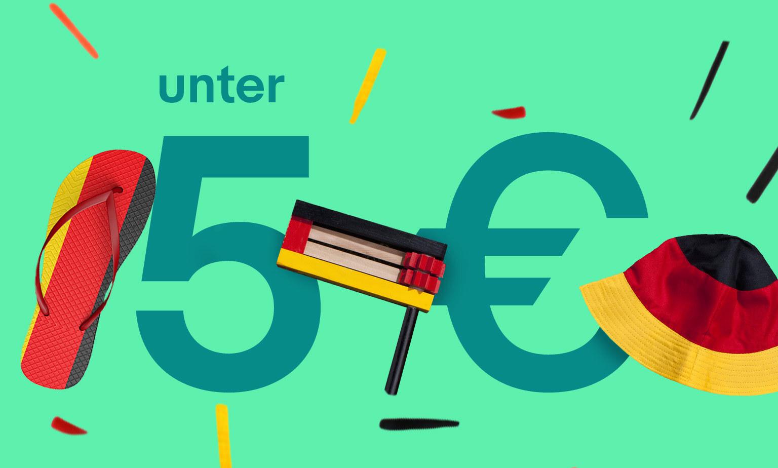 Fan-Accessoires unter 5€