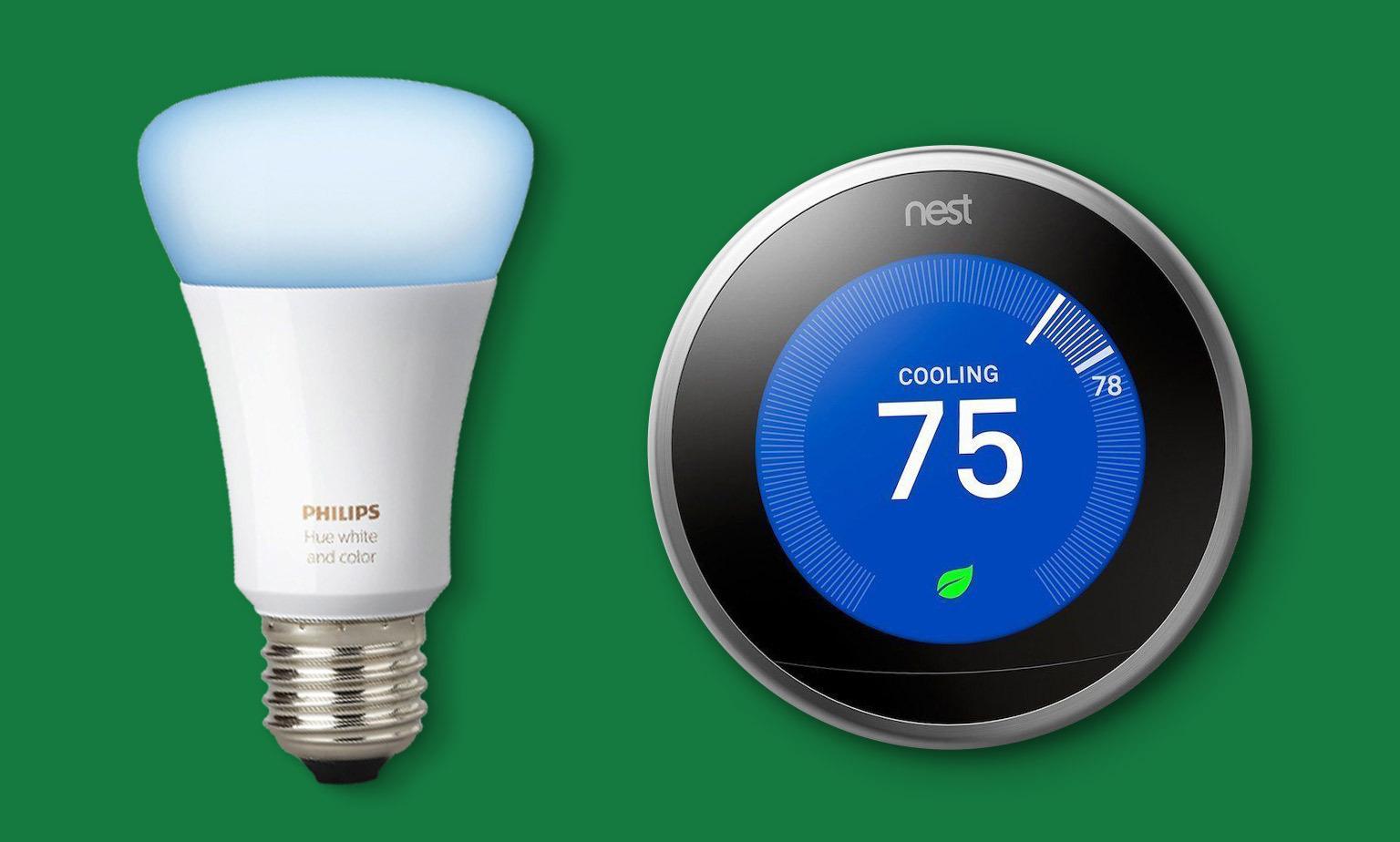 Smart Savings on Smart Home
