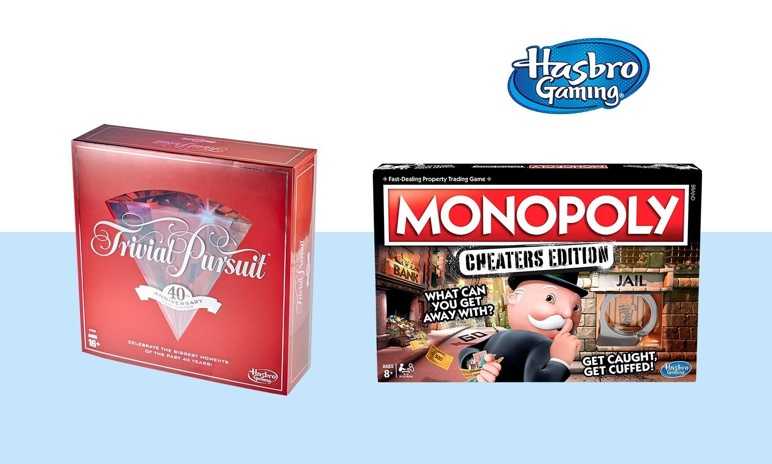 Up to 20% off Hasbro Gaming