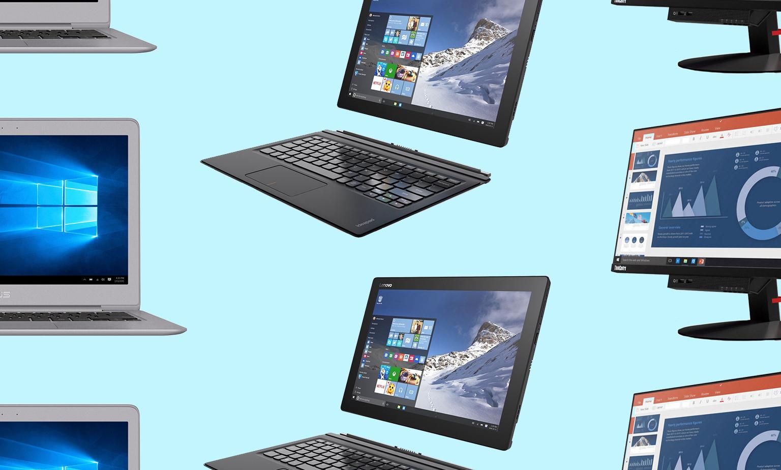 20% off select Laptops & Desktops*