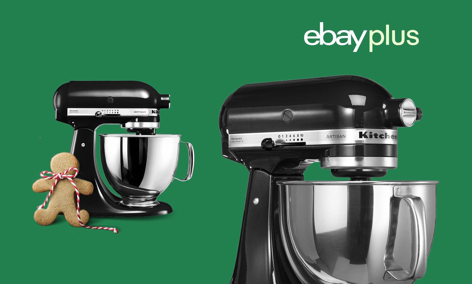 -15% auf Kitchen Aid für eBay Plus-Mitglieder