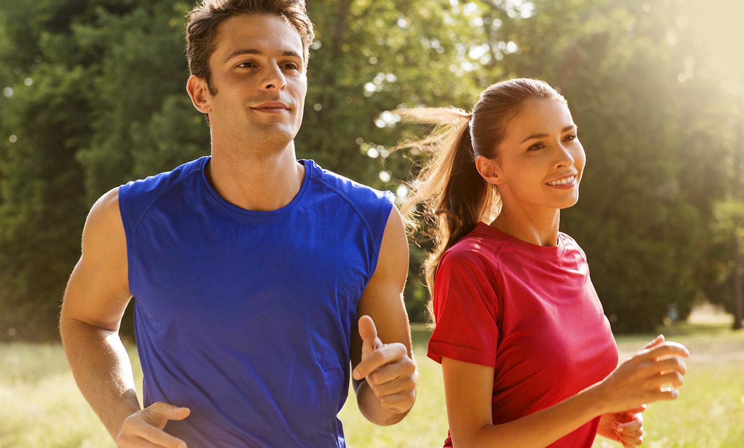 Fitness & Jogging: bis zu -50 % ggü UVP