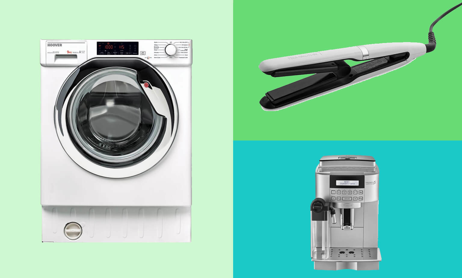 Sale – save up to £200 on Appliances