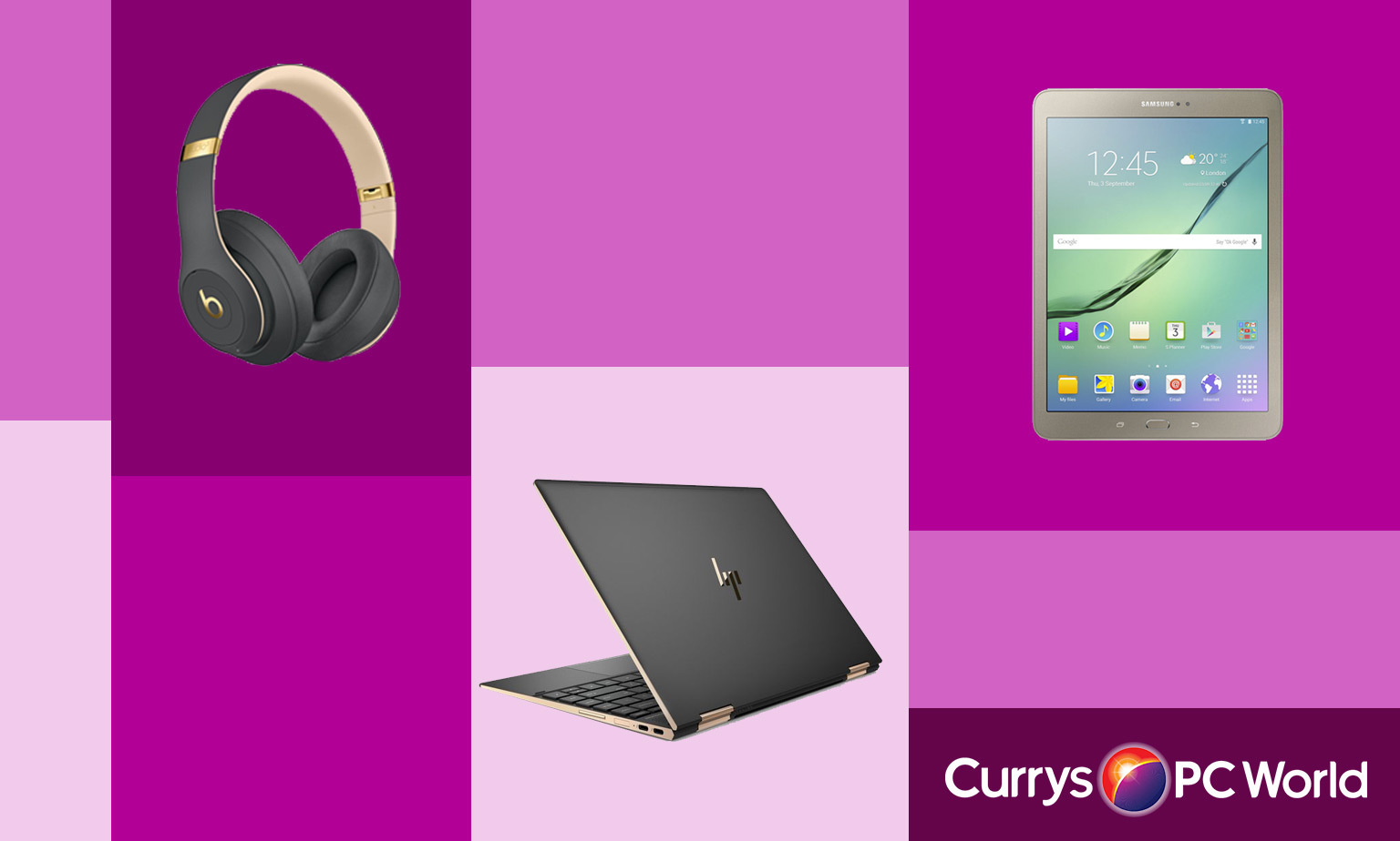 Save up to 35% on Tempting Tech Deals