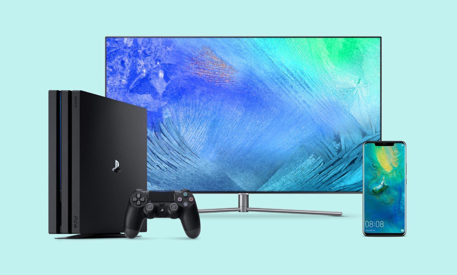 TV, smartphone e videogiochi fino al -50%