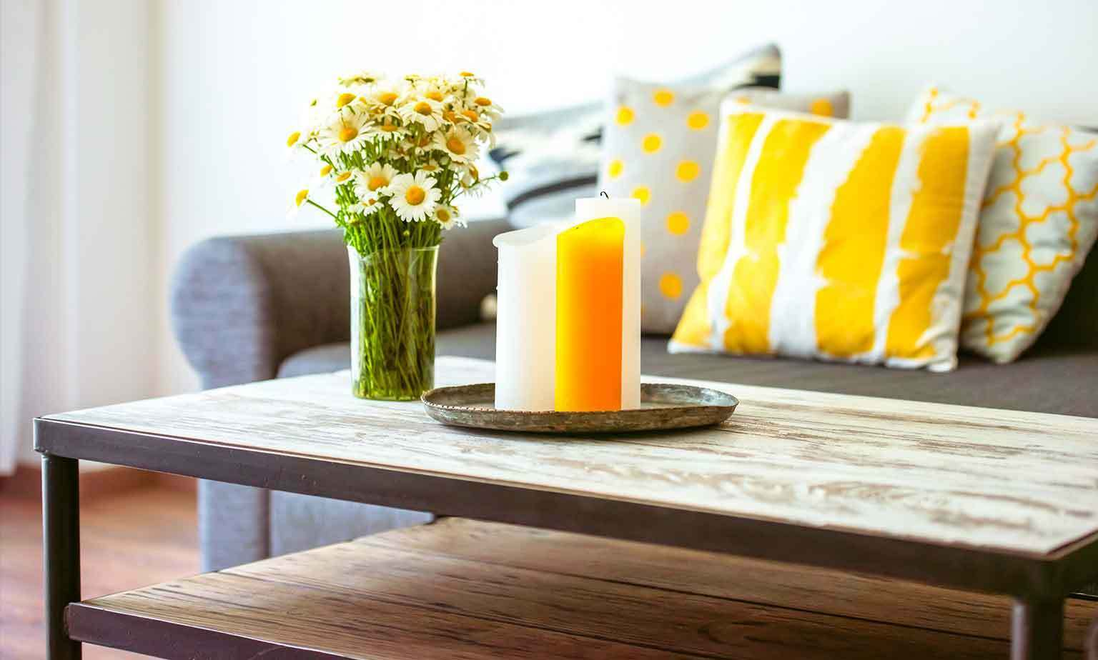 Pre-Owned Home Décor