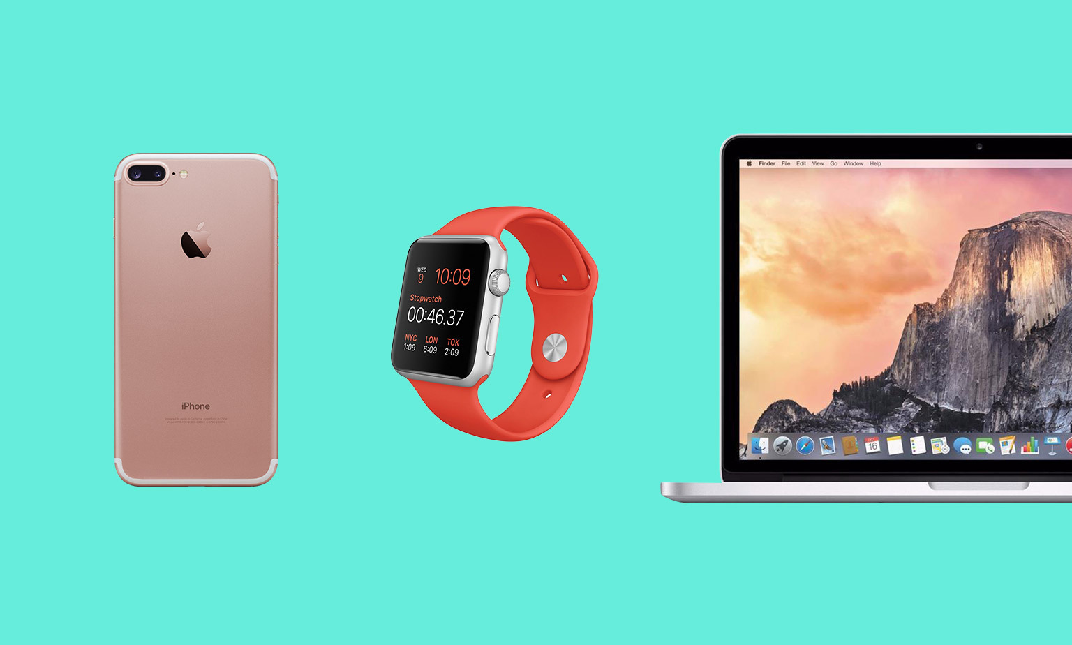 Save on iPhones, MacBooks, and more