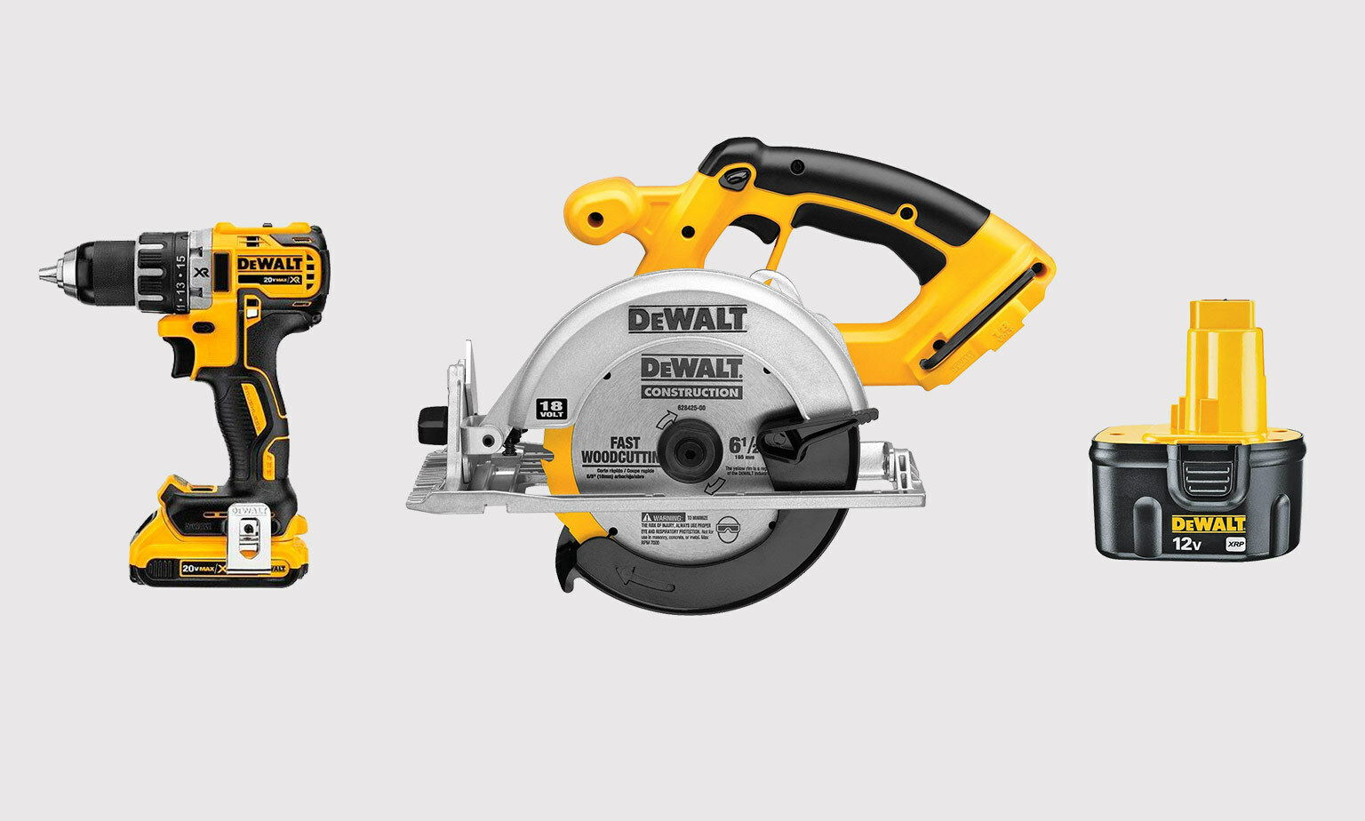 Tackle Any Project with DEWALT