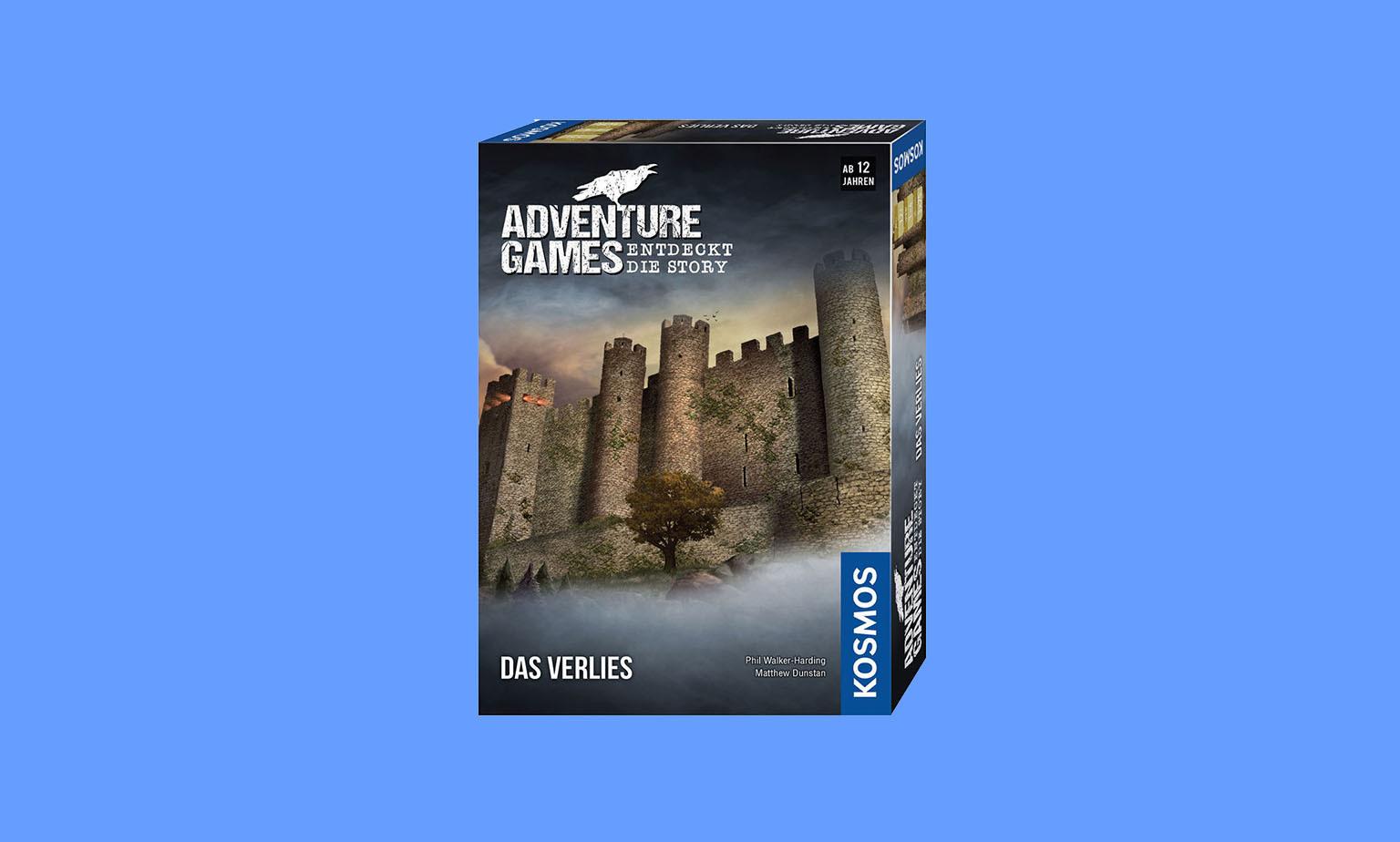 Das Verlies - KOSMOS Adventure Games