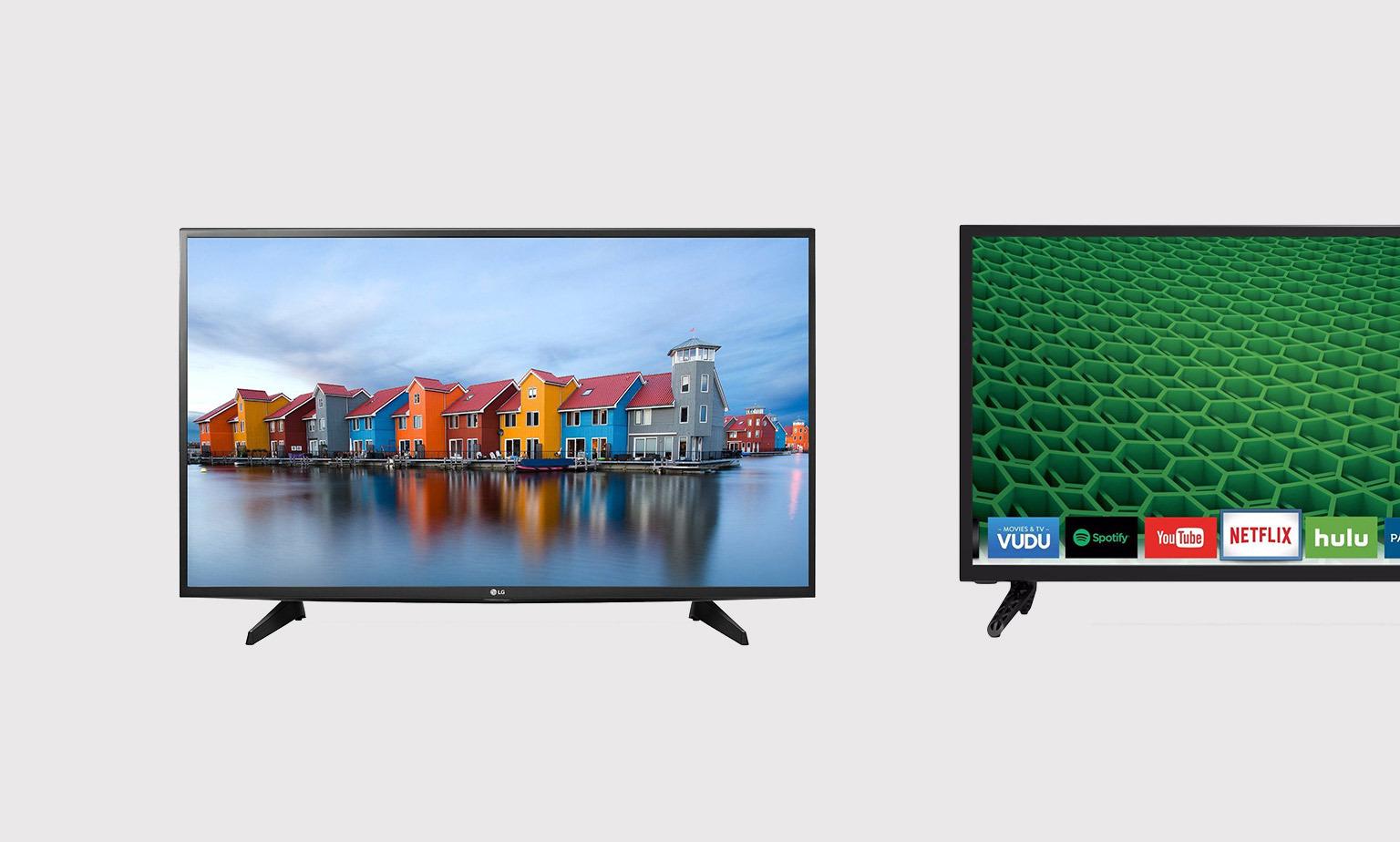 Top-Brand TVs Under $500