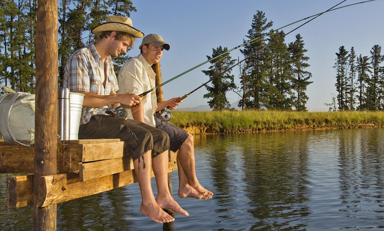 Zubehör für Hobby- und Profi-Angler