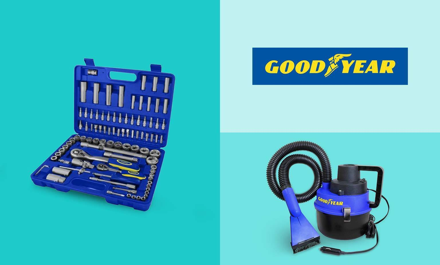 15% off Goodyear Accessories