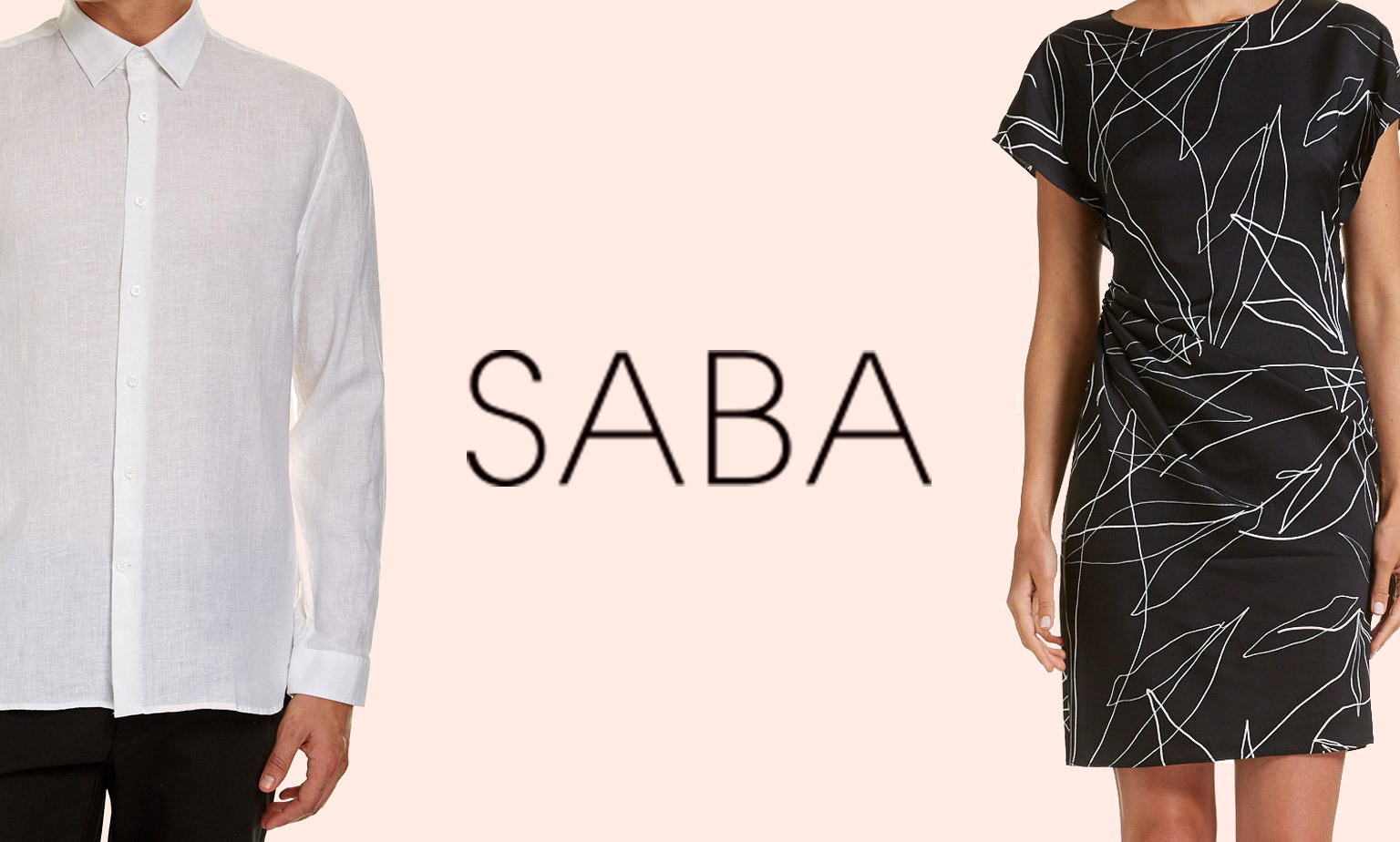 Click here to shop up to 60% off Saba